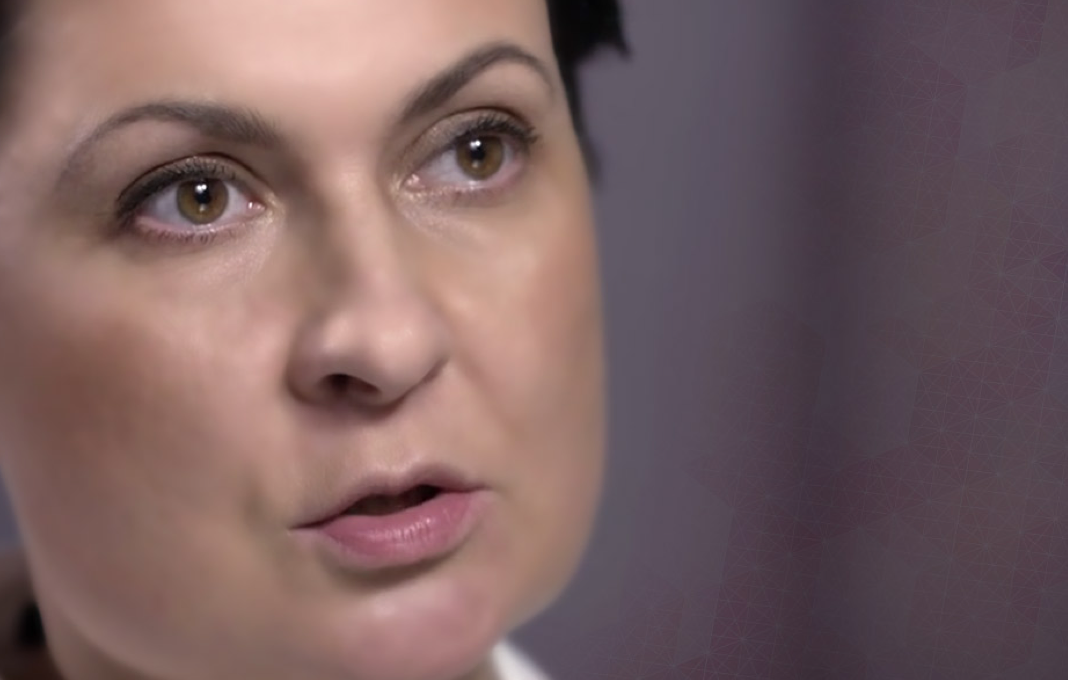 surgical oncologist Diana Hodorowicz-Zaniewska, MD, PhD