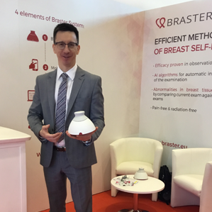 Braster na European Breast Cancer Conference w Barcelonie