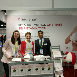 Braster on European Congress of Radiology in Vienna