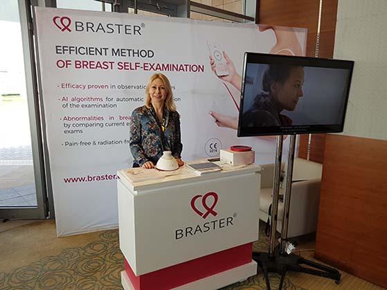 Braster na konferencji w Dubaju