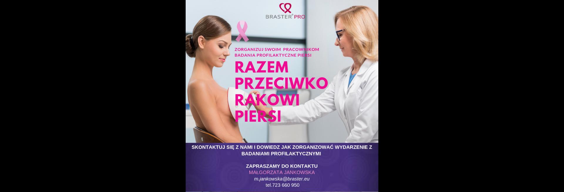 Razem przeciwko rakowi piersi