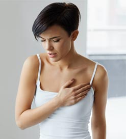 Breast pain (Mastalgia, Mastodynia)