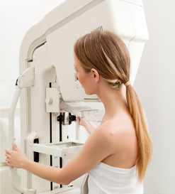 Mammography – indications and procedure