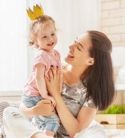 Pamiętasz jak w dzieciństwie chciałaś być księżniczką…?